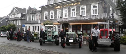 Drei-Tages-Fahrt (24.-26.06.2011)